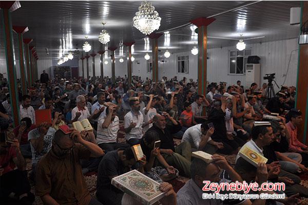 Zeynebiye'de 2. İhya Geces