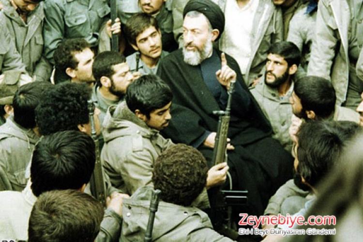 İran İslam Inkılabı?nın oluşum sürecinde ve İnkilab sonrasındaki süreçte en büyük pay sahiplerinden Şehit Muhammed Hüseyin Beheşti 28 Haziran 1981 yılında bombalı bir saldırı sonucu şehit edilmiştir.