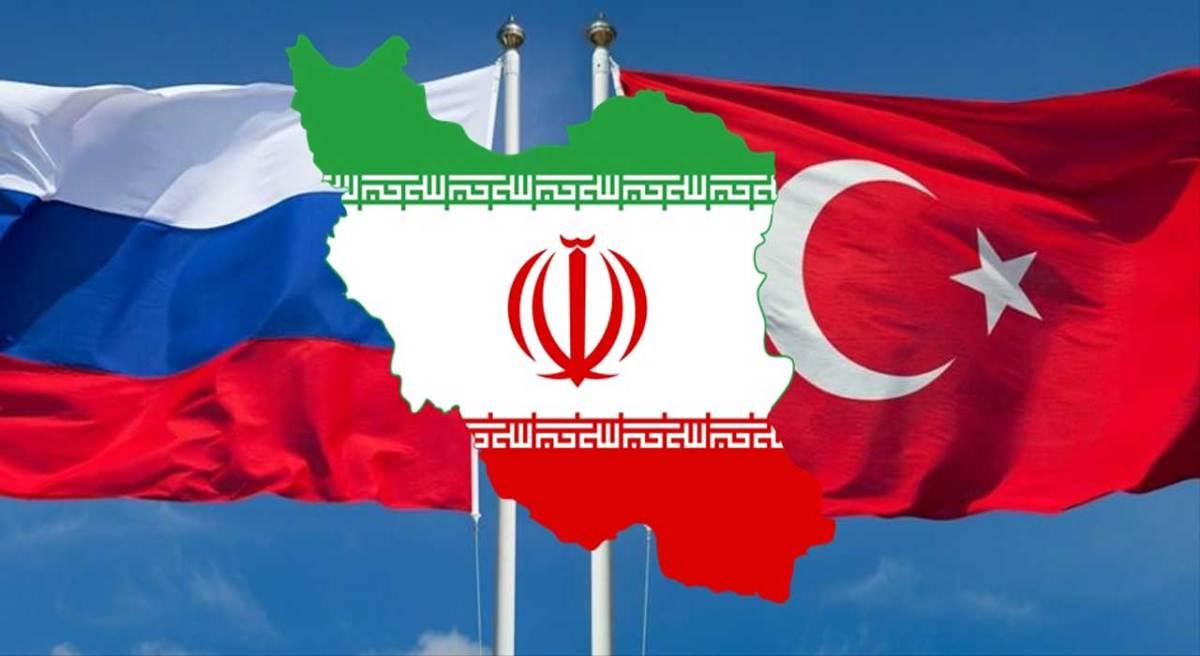 Rusya: İran ve Türkiye ile Suriye Konusunda İlerleme Kaydettik