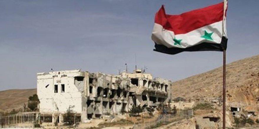 Suriye: İsrail'in Saldırıları Bölgede Teröristleri Korumak İçin