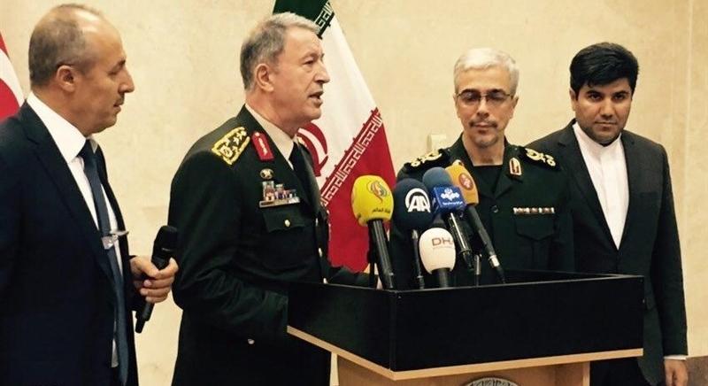 İran ve Türkiye'den Referandum ile İlgili Ortak Açıklama