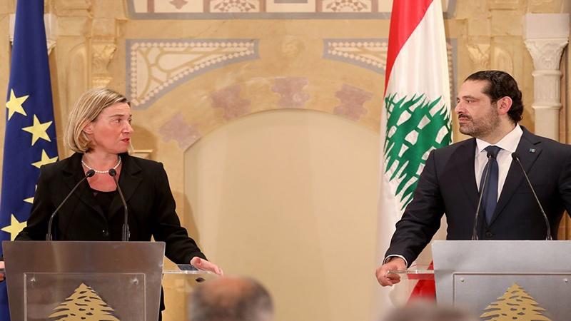 Mogherini: AB, Lübnan'ı Desteklemekten Sorumludur