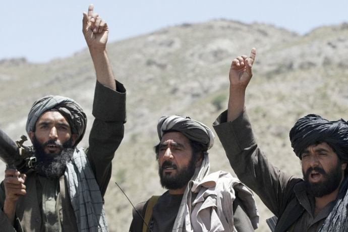 Taliban Liderleri Pakistanlı Askeri Komutanlarla Görüştüler