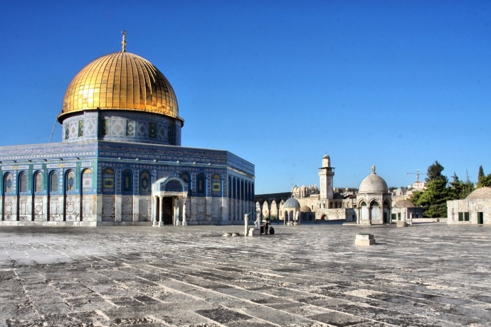 Filistin'li Bakandan Mescid-i Aksa Uyarısı