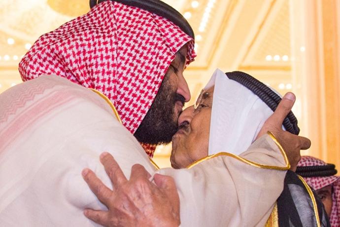 Yaptırım Tehdidiyle Karşı Karşıya Kalan Suudilere Kuveyt'ten Destek