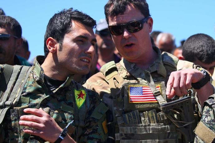 Suudi Arabistan'dan ABD-YPG/PKK İşbirliğine 100 Milyon Dolar Daha