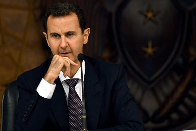 Esad ve Rus Heyeti, ,Anayasa Konusunda Anlaştı