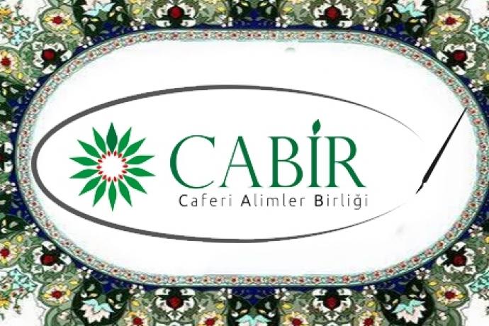 CABİR'den Bayram Açıklaması