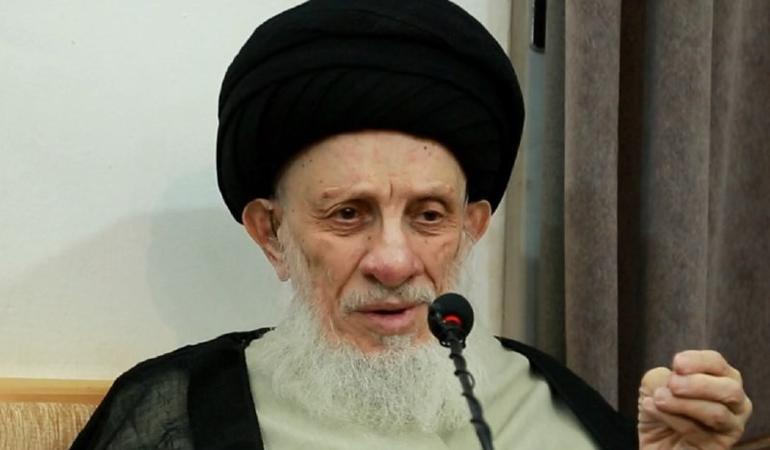 CABİR'den Ayetullah Seyyid Muhammed Said El Hekim için Başsağliğı ve Taziye mesajı