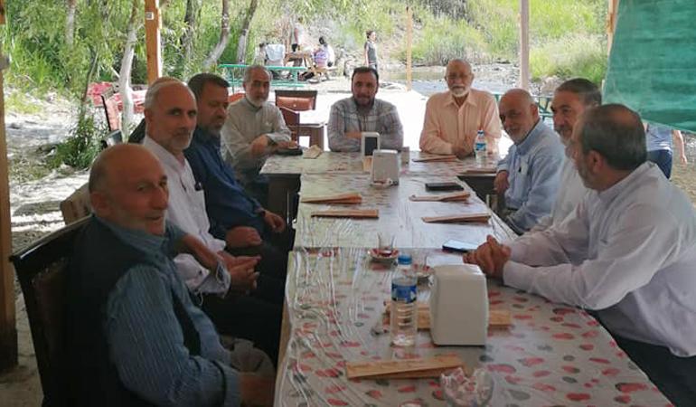 Özgündüz ve CABİR Yönetiminden Doğu İllerimize Ziyaret (FOTO)