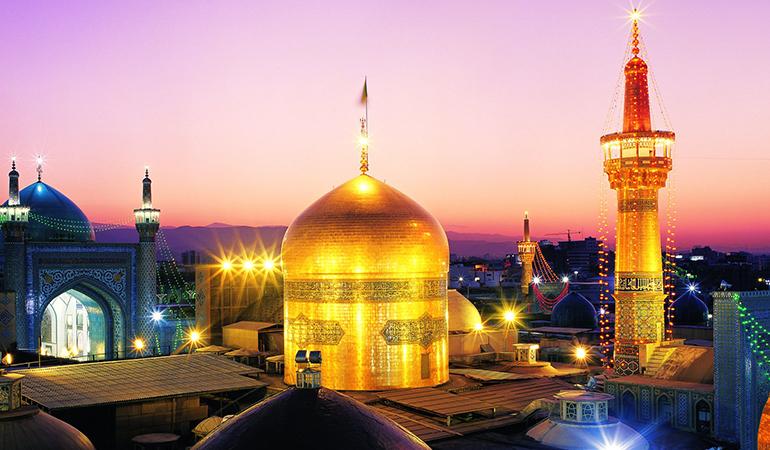 Şah-ı Horasan İmam Rıza'nın (a.s) Mübarek Doğum Yıldönümü